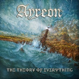 The Theory of Everything (Ayreon album) - Image: Ayreon Theory Of Everything cd