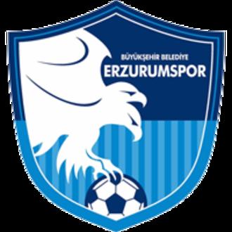 Büyükşehir Belediye Erzurumspor - Image: Büyükşehir Belediye Erzurumspor logo