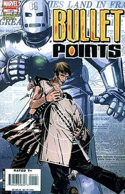 Bullet Points Comics Wikipedia