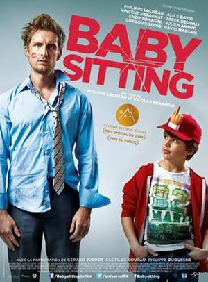 Babysitting (film) - Theatrical poster