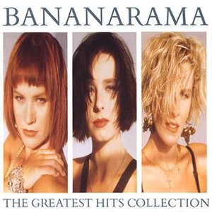 Greatest Hits Collection (Bananarama album) - Image: Banana tghc