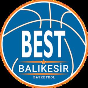 Best Balıkesir B.K. - Image: Best Balıkesir 2016 logo