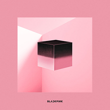 Black Pink Square Up Artwork Png