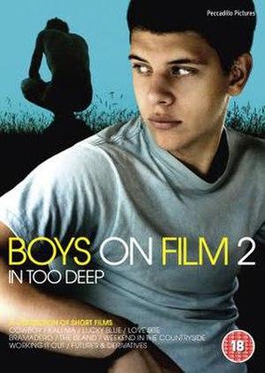 Peccadillo Pictures - Boys On Film 2: DVD Cover.