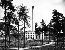 Brewster Power Plant in 1920