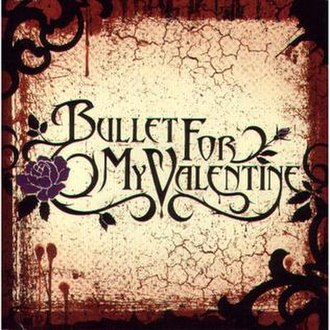 Bullet for My Valentine (EP) - Image: Bullet for My Valentine EP cover