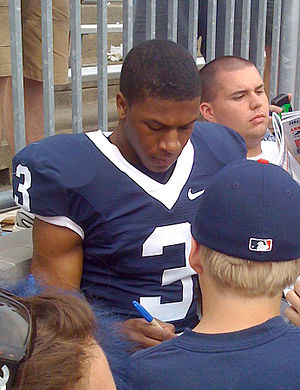 Deon Butler - Butler during his tenure at Penn State