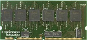 Brute-force attack - A single COPACOBANA board boasting 6 Xilinx Spartans – a cluster is made up of 20 of these