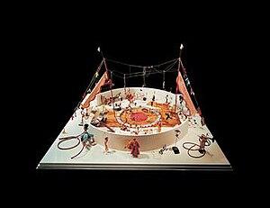 Cirque Calder - Image: Calder circus