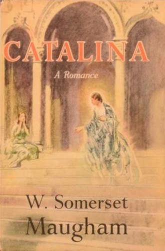 Catalina (novel) - First edition (UK)