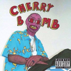 Cherry Bomb (album) - Image: Cherry Bomb Tyler the Creator