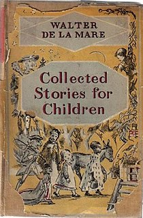 <i>Collected Stories for Children</i> book by Walter de la Mare