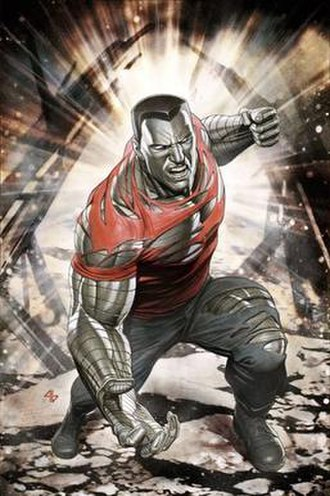 Colossus (comics) - Image: Colossus Av X Consequences