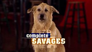 Complete Savages - Image: Complete Savages 2004 Intertitle