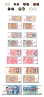 Currency of Bosnia and Herzegovina