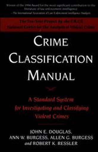 Crime Classification Manual - First Edition