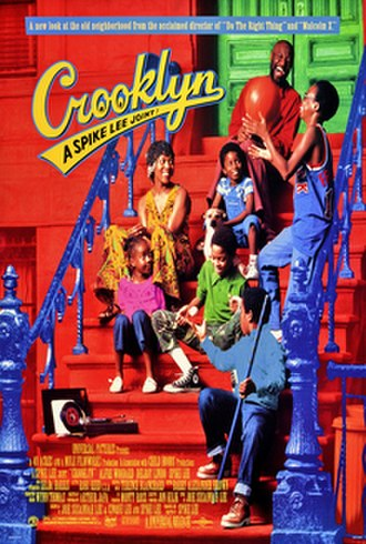 Crooklyn - Theatrical release poster
