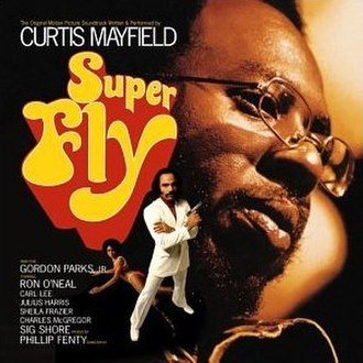 Superfly (soundtrack) - Image: Curtis Mayfield Superfly