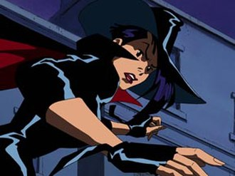 Cybersix - Cybersix as she appears in TMS/NOA's 1999 animated series.