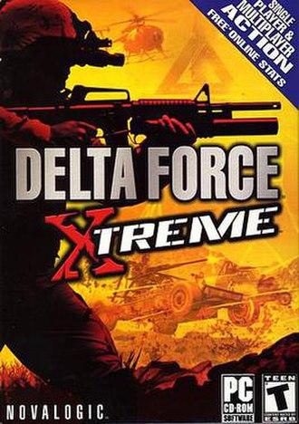 Delta Force: Xtreme - Image: DF Xtreme