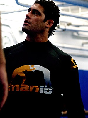 Daniel Gracie - Image: Daniel Gracie Training
