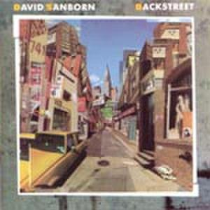 Backstreet (album) - Image: David Sanborn Backstreet