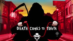 The Kids in the Hall: Death Comes to Town - Title card