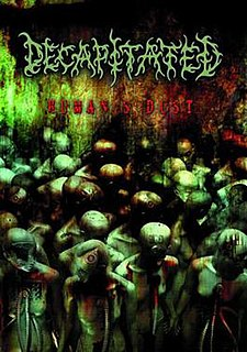 <i>Humans Dust</i> 2008 video by Decapitated