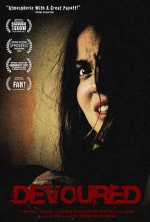 Devoured (film) - Theatrical poster