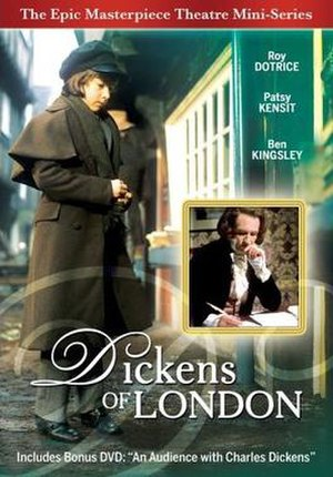 Dickens of London - Dickens of London DVD cover