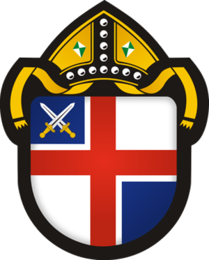 Episcopal Diocese of Central Florida - Image: Diocese of Central Florida shield