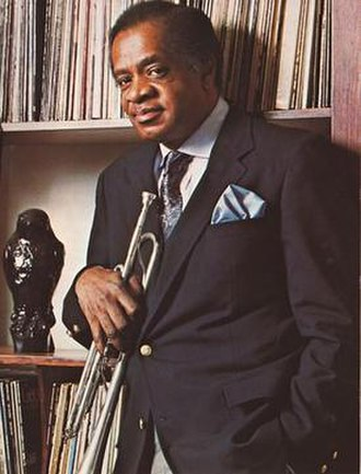 Donald Byrd - Image: Donald Byrd musician