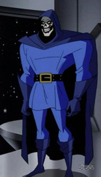 Doctor Destiny - Dr. Destiny as he appeared in the Justice League animated series.
