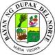 Official seal of Dupax del Norte