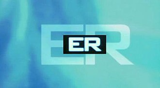 ER (TV series) - Image: ER Title Card