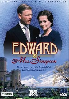 <i>Edward & Mrs. Simpson</i> 1978 British television series