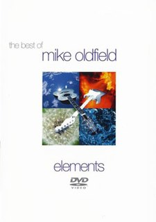 <i>Elements – The Best of Mike Oldfield</i> (video) 1993 video by Mike Oldfield