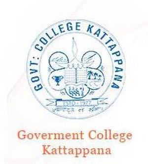 Government College, Kattappana - Official Emblem of GCK