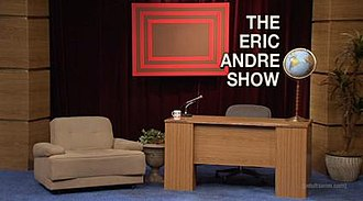 The Eric Andre Show - Image: Eric andre show title screen