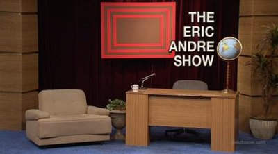 Picture of a TV show: The Eric Andre Show