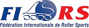 Fédération Internationale de Roller Sports - Image: Fédération Internationale de Roller Sports logo