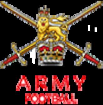 Army Football Association - Image: Fa county army