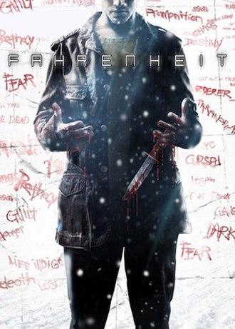 Fahrenheit (2005 video game) - Image: Fahrenheit pc boxart