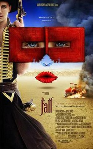 The Fall (2006 film) - Theatrical release poster