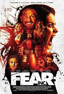 <i>Fear, Inc.</i> 2016 film