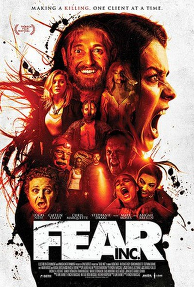 Picture of a movie: Fear, Inc.