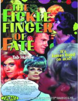 The Fickle Finger of Fate - DVD cover
