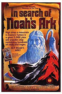 <i>In Search of Noahs Ark</i> 1977 film by James L. Conway