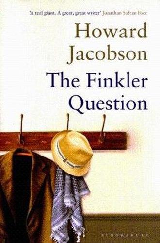 The Finkler Question - Image: Finklerquestion bookcover