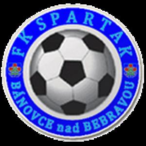 FK Spartak Bánovce nad Bebravou - Image: Fk spartak banovce nad bebravou